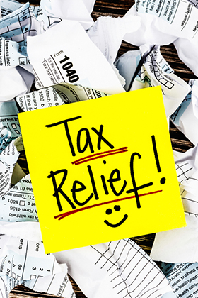 "What's Hidden Under Notorious ""Tax Relief Options""?"